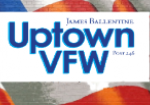 James Ballentine VFW Logo